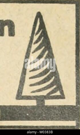 Archive image from page 178 of Die Gartenkunst (1899) - Stock Photo