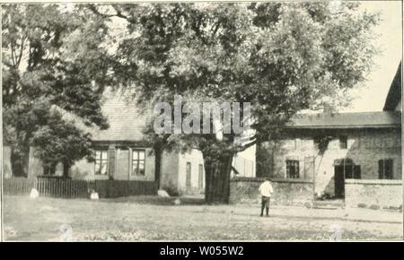 Archive image from page 303 of Die deutsche Landwirtschaft unter Kaiser - Stock Photo