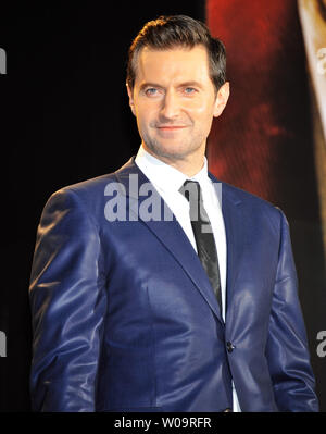 Actor Richard Armitage attends the Japan premiere for the film 'The Hobbit: An Unexpected Journey' in Tokyo, Japan, on December 1, 2012. The film will open on December 14 in Japan.     UPI/Keizo Mori - Stock Photo