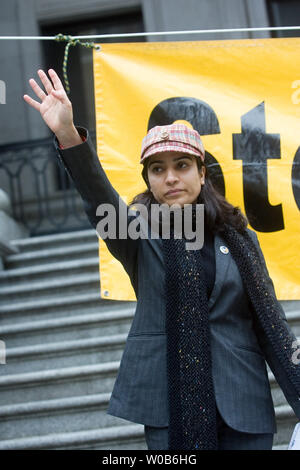 Malalai Joya the 29-year old suspended member of the Afghan