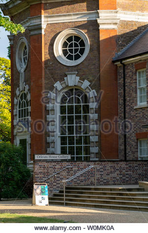 Orleans house gallery in Twickenham, West London - Stock Photo