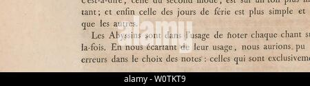 Archive image from page 757 of Description de l'Égypte, ou, Recueil - Stock Photo