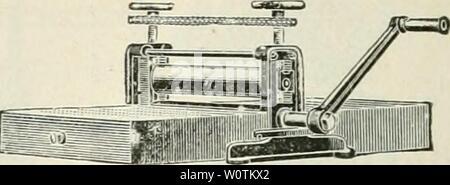 Archive image from page 757 of Der Tropenpflanzer; zeitschrift fr tropische - Stock Photo