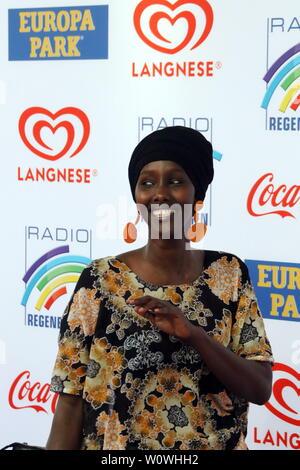 Fatuma Musa Afrah beim Radio Regenbogen Award Rust 2019 - Stock Photo