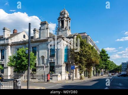 HACKNEY, LONDON;  Shoreditch Town Hall