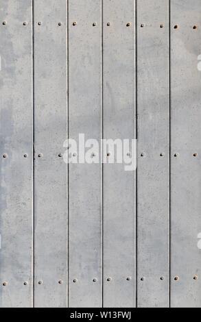 Metallic wall background texture - Stock Photo