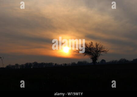 Tramonto - Stock Photo