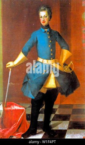 Portrait of Duke Charles Frede...
