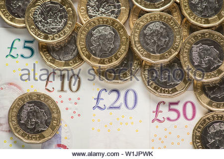 EMBARGOED TO 0001 THURSDAY JULY 04 File photo dated 26/01/18 of money. Billions of pounds must be spent to restore quality and access in the adult social care system to an 'acceptable' standard, peers have urged. - Stock Photo