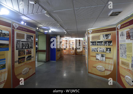 Kolkata, India. 22nd June, 2019. Reminiscence. An exhibition on 60 years of the Birla Industrial & Technological Museum, 19A Gurusaday Road. - Stock Photo
