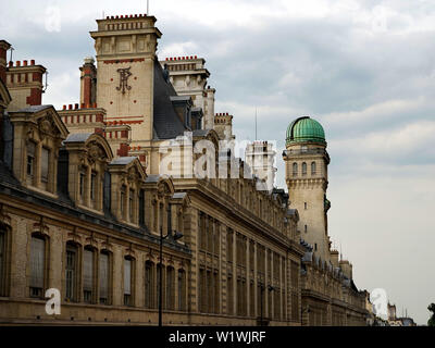 Sorbonne Paris - Stock Photo