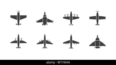 Military Transport Cargo Aircraft Illustration Stock Vector