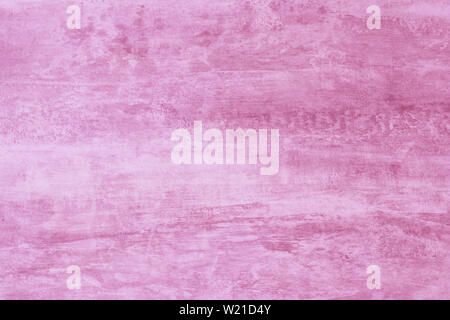 Abstract pink watercolor pattern with paint stains. texture, light background. Soft aquarelle, pink watercolor drawing. Pastel canvas, creative. Art f - Stock Photo