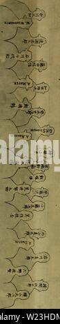 Archive image from page 165 of Dbutsugaku zasshi (1889) - Stock Photo
