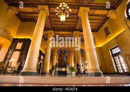Biltmore Hotel Miami Coral Gables. Florida. USA. - Stock Photo
