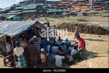 Rohingha Crisis - Stock Photo