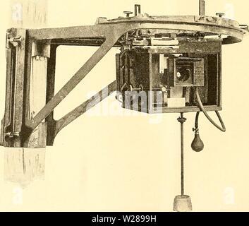 Archive image from page 391 of Denkschriften der Kaiserlichen Akademie der. Denkschriften der Kaiserlichen Akademie der Wissenschaften, Mathematisch-Naturwissenschaftliche Classe  denkschriftender1898kais Year: 1898 - Stock Photo