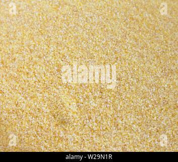 Dry Bulgur Wheat BackgroundBulgur wheat - Stock Photo