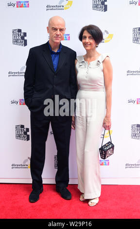 Pip Torrens attending the South Bank Sky Arts Awards at the Savoy Hotel in London. - Stock Photo