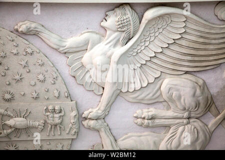 Anker Clock, Vienna, Austria, Central Europe - Stock Photo