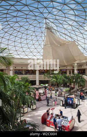 Kuwait, Kuwait City, Salmiya, Marina Mall - Stock Photo