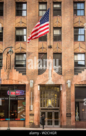 Lexington Avenue, Manhattan, New York City, New York, USA Stock Photo