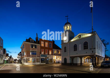 Faversham, Surrey, England, UK, Local Area Photography - Stock Photo