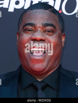 Los Angeles, California, USA. 10th July, 2019. Actor Tracy Morgan arrives at the 2019 ESPY Awards held at Microsoft Theater L.A. Live on July 10, 2019 in Los Angeles, California, United States. (Photo by Xavier Collin/Image Press Agency) Credit: Image Press Agency/Alamy Live News - Stock Photo