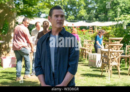 RELEASE DATE: August 9, 2019 TITLE: After The Wedding STUDIO: Sony Pictures DIRECTOR: Bart Freundlich PLOT: A manager of an orphanage in Kolkata travels to New York to meet a benefactor. STARRING: BILLY CRUDUP as Oscar Carlson. (Credit Image: © Sony Pictures/Entertainment Pictures) - Stock Photo
