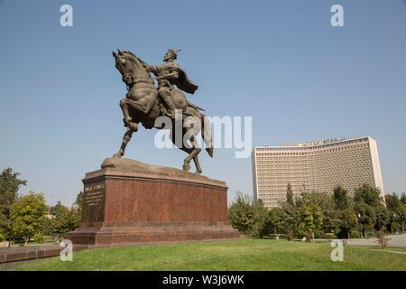 TASHKENT, UZBEKISTAN - Stock Photo