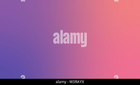 Abstract blurred gradient mesh background in pink and purple colors. Colorful smooth banner template. - Stock Photo