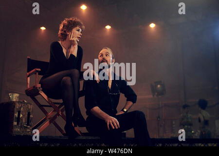 SAM ROCKWELL and MICHELLE WILLIAMS in FOSSE / VERDON (2019