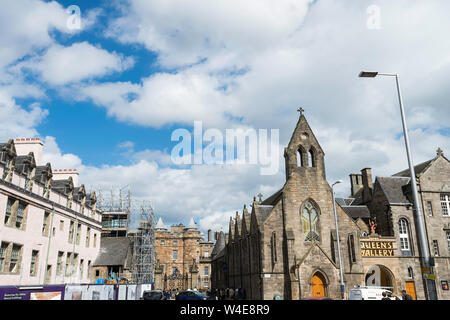 Edinburgh Scotland has many places to visit for enjoyment of the city is a part of the uk and the capital city of Scotland