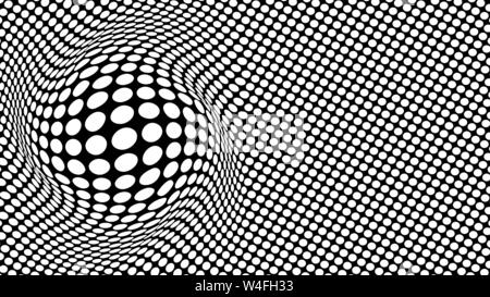 Modern abstract dotted background for web sites