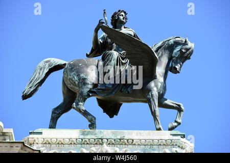 Vienna State Opera, Wiener Staatsoper, Vienna, Wien, Austria, Europe - Stock Photo
