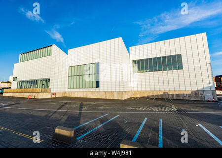 Notable buildings in Margate - Stock Photo