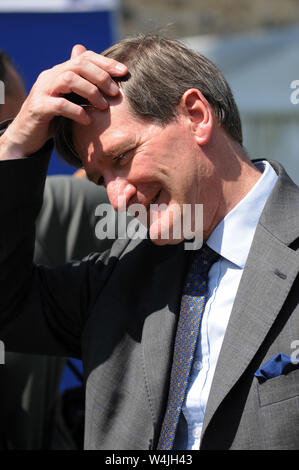 London, UK, 23 July 2019 Dominic Grieve MP. Politicians attend Boris Johnson election results as leader of the Conservative Party at the Queen Elizabeth Center. Credit: JOHNNY ARMSTEAD/Alamy Live News - Stock Photo