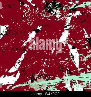 graffiti beautiful abstract background vector illustration - Stock Photo