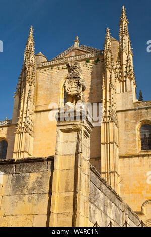 Catedral, Segovia, Castilla y Leon - Stock Photo