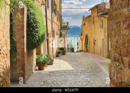 An old travel destination in Tuscany