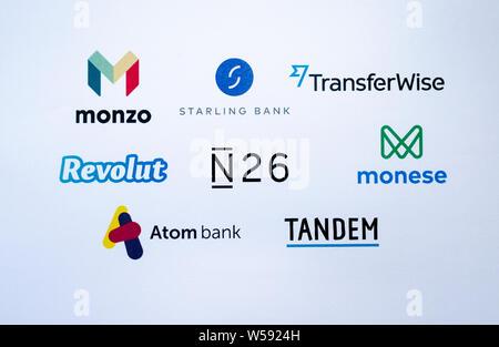 bank bank transfers Stock Photo: 6189578 - Alamy