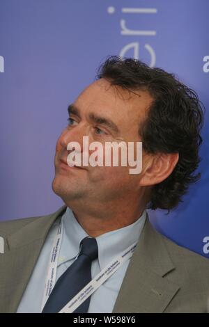 Swansea, Wales, UK. 20th September 2007. University of Wales' Professor Mark Clement, who was Dean of Management school until suspended in July 2019. Credit: Alamy - Stock Photo