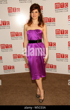 New York, USA. 19 May, 2008. Marisa Tomei at the Manhattan Theatre ClubÕs Spring Gala at The New York Hilton. Credit: Steve Mack/Alamy - Stock Photo