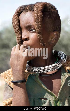 travel northern namibia - Stock Photo