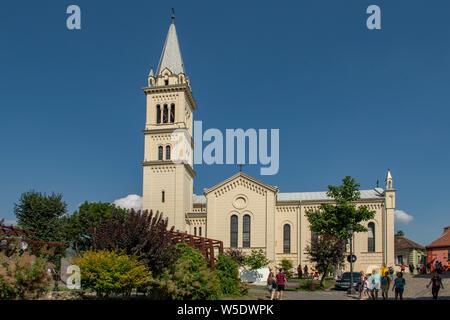 St Joseph's Catholic Cathedral, Old Sighisoara, Romania