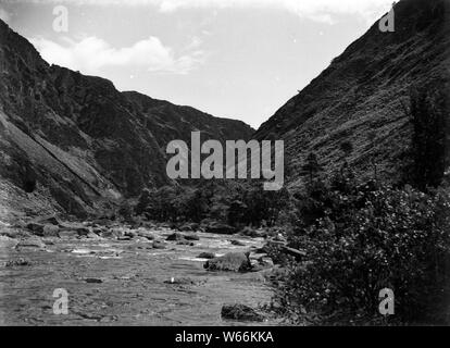 Elan Valley Wales - Stock Photo