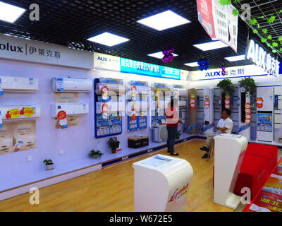 Air conditioners for sale Stock Photo: 60878748 - Alamy