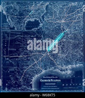 0220 Railroad Maps Map showing the line of the Cairo Fulton ... on dubai map, khartoum map, alexandria map, aleppo map, casablanca map, shiraz map, jakarta map, tehran map, medina map, tahrir square map, addis ababa map, paris map, africa map, constantinople map, kabul map, pyramid of giza map, cape town on map, mombasa map, lagos map, jerusalem map,