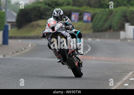 Michael Dunlop Northwest 200 2019 - Stock Photo
