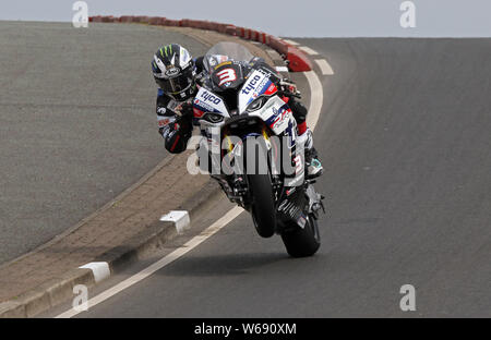 Michael Dunlop Northwest 200 2019 - Stock Photo